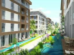 Апартаменты в мегаполисе всего за 57.000 Евро!