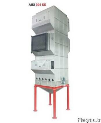 Башни контроля влажности зерна