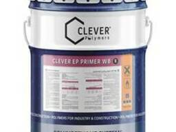Clever EP Primer WB Эпоксидная Грунтовка на водной основе
