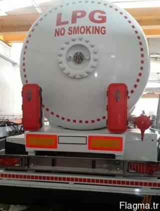 Газовая цистерна от производителя (Турция)