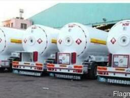 Химическая цистерна от производителя (Турция) - фото 2
