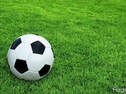 Искусственная трава для футбольных полей и детских площадок