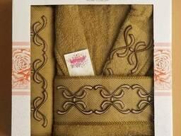 Махровые халаты из высококачественного хлопка - фото 2