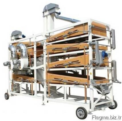 Оборудование для обработки зерна и зернобобовых культур