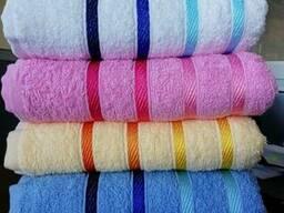 Полотенца махровые - фото 5