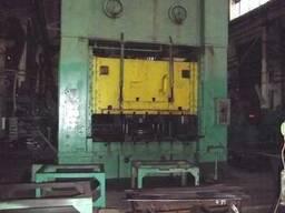 Пресс КБ3537 (500т)