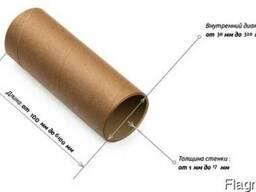 Производим картонные спирально-навивные втулки,гильзы, шпули