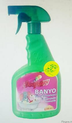 Selling detergent bathroom cleaner