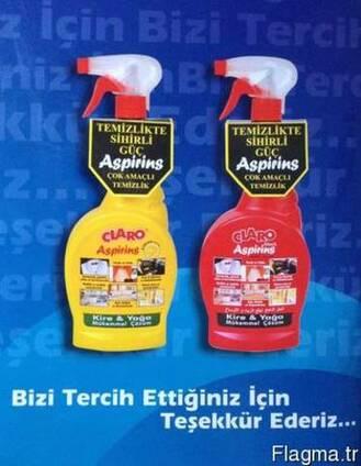 Универсальное чистящее средство Aspirin