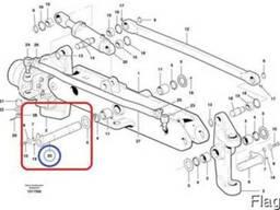 Volvo 12746723 / 16003563 Гре́йдер Передний мост Палец - фото 1