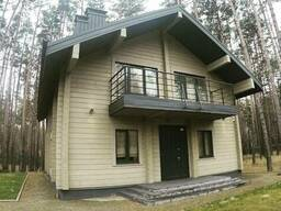 Wooden Houses Kit from Glued Laminated Timber Buy a Home