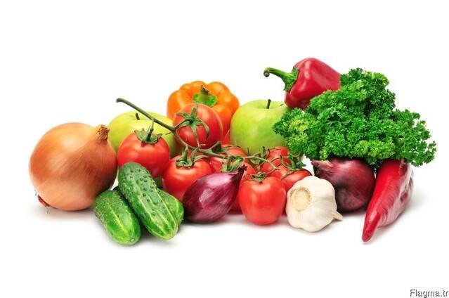 Закупка овощей на постоянной основе