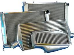 117228562, VOE17225862 Heater Radiator