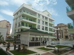 3-х комнатная квартира в жилом комплексе рядом с морем