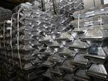 Алюминий в чушках/Aluminium ignots - photo 1