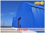 Ангары, сооружения для хранения, быстровозводимые здания, ра - photo 6