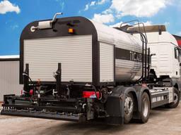 Auto Bitumen Emulsion Sprayer ABS
