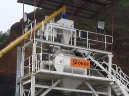 Бетонный завод 60м3 в час