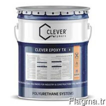 Cever Epoxy TX Эпоксидный пол c эффектом апельсиновой корки