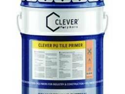 Clever Pu Tile Primer Грунтовка для непористых поверхностей