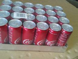 Coca cola 330ML and red bull energy drink