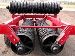 Compacting preseeding roller - photo 5