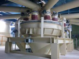 Construction of drymix mortar plants by Erisim A. S.