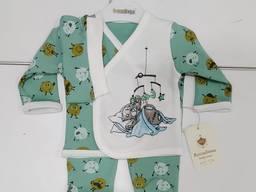 Новорожденный одежды