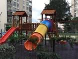 Детские игровые площадки на открытом воздухе - фото 3