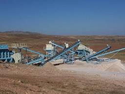 Дробильно-сортировочные установки (ACS Mühendislik) / Turkey - tel: 00905331405054