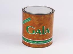 Двухкомпонентный полиуретановый лак ГАЛА (GALA
