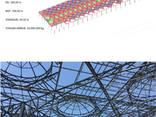 Çelik konstrüksiyon projeleri, imalatı, montajı, projelendirme ve taahhüt işleri yapılır. - photo 8