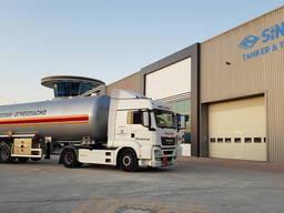 Газовоз - LPG Tanker