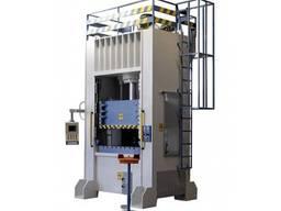 Гидравлические прессы / производятся от 80 до 1500 тонн