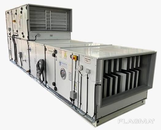 Гигиенический воздухообрабатывающий агрегат