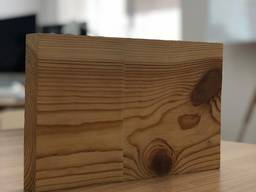 Glued profiled beam, glued laminated timber - photo 2