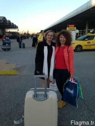 Индивидуальный такси-трансфер из аэропорту Анталии