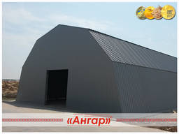 Изготовление металлоконструкций, ангаров, складов - photo 1