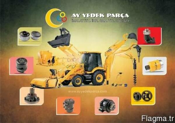 JCB spare parts from Turkey Ayyedekparca