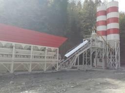 Компактный бетонный завод C-45 Konbantsan Турция
