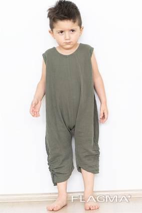 Летняя детская одежда для мальчиков