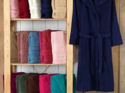 Махровые турецкий халаты