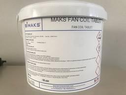 Мaks fan coil tablet-таблетки для фанкойлов