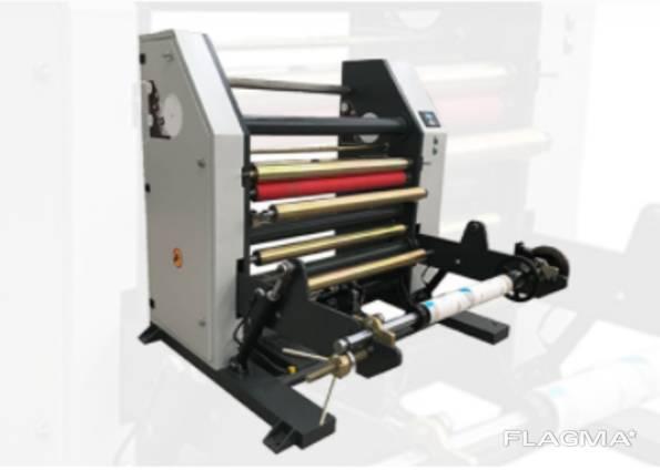 Оборудование продольной резки бумажных рулонов