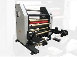 Машина для продольной резки бумажных рулонов