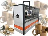 Оборудование для производства картонных гильз ( картонных ТРУБ ) - фото 3