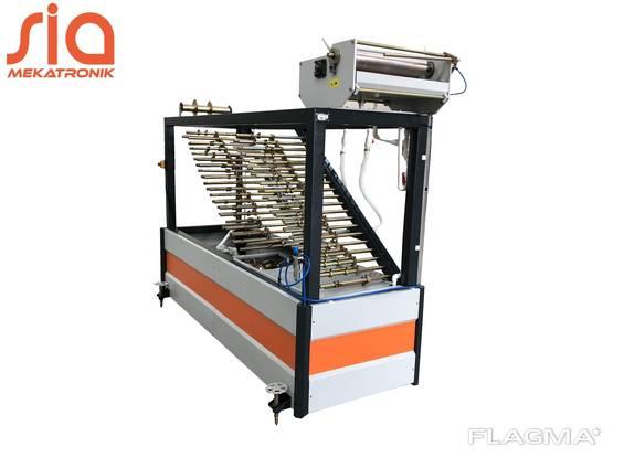 Оборудование для производства защитных картонных уголков