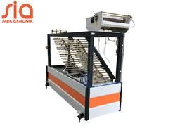 Машина для производства защитных картонных уголков