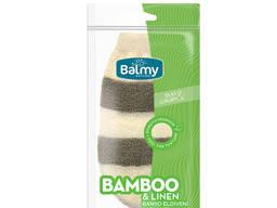 Мочалка Bamboo & Linen (Бамбук & Лен)