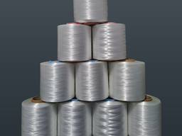 Multifilament polypropylene thread